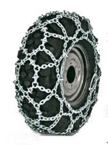 Forklift Tyre Snow Chains