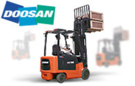 Photography of Doosan Forklift Special Offers
