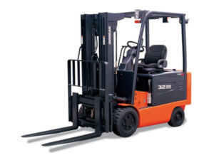 Doosan Compact Electric