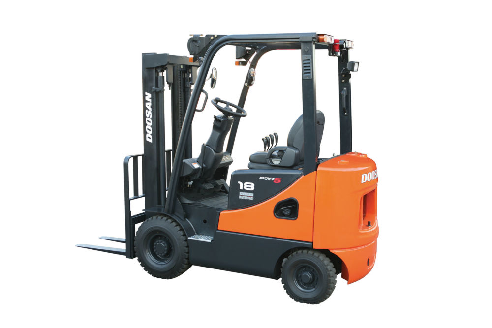 Heli 7 Ton Diesel Forklift by Hala Used Heavy Equipment