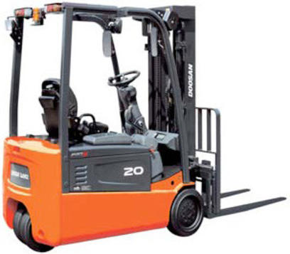 Doosan Three Wheel 1.5 ton - 2 ton