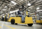 Ability Handling appointed UK dealer for Cushman Industrial Vehicles
