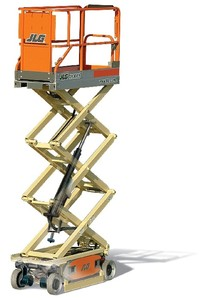 Productivity in the workplace is very important, so you need equipment that is efficient and reliable. JLG electric aerial work platforms will support you in the challenges you face every day. Articulating and telescopic boom lifts that take you higher and further, scissor lifts that can handle more personnel and material in the platform, mast style boom lifts that get you closer to your work and vertical lifts that let you leave your ladder behind.