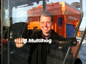 Lee Brown gets to grips with the Multihog, according to Lee, its truly the most exciting new product he's seen in recent times.