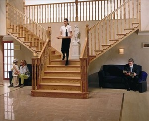 Ability Handling customer ASD Joinery Ltd are Staircase Manufacturer's of high quality & renown