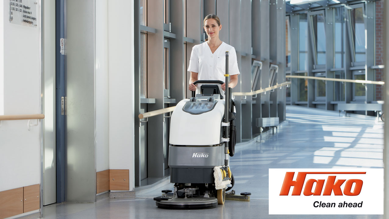 Ability Handling are now the exclusive UK distributors for the Hako healthcare range.