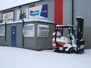 Jack Frost Drives Doosan!