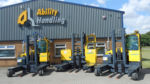 New Combilifts for Yorkshire manufacturer