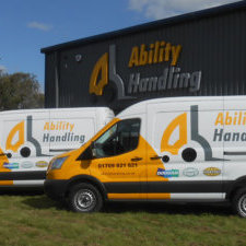 More new service vans for Ability Handling