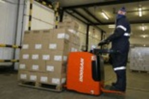 Pallet movements increase over busy Christmas period