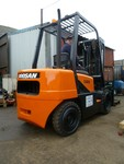 Re-Furbished Quality Used Forklift