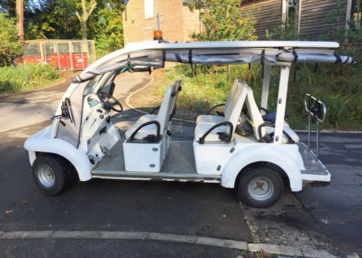 Used Towrite 6 seater Shuttle