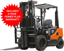 Doosan G25P-7 4.7m NEW